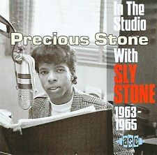 Precious Stone: In the Studio with Sly Stone 1963-1965 by Sly & the Family...