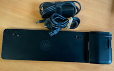 More details for hp ultraslim elitebook laptop docking station usb 3.0 b9c87aa with power supply