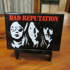 Thin Lizzy 'Bad Reputation' Big 2x3 Fan Made Pin Back Button; Phil Lynott