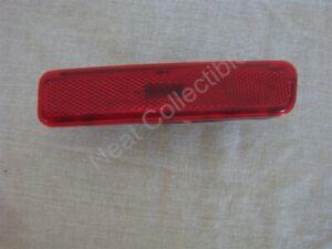NOS OEM Buick Park Avenue Rear Side Marker RED LENS 1991 - 96 Left Hand