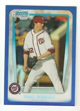 2011 Bowman Chrome Draft Blue Refractor #BDPP11 Mike Wright Orioles #/199