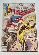 l'étonnant spiderman # 95/96 edition heritage - black cat / chat noire