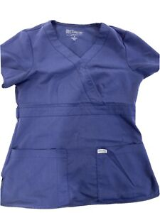 Grey's Anatomy Scrub Top Small