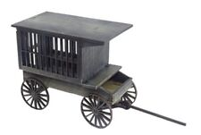 "Old West/Tumbleweed ""PRISON"" WAGON 28 mm échelle D070 Sarissa Precision"