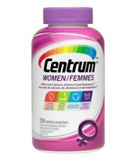 Centrum Complete Multivitamin and Mineral Supplement for Women - 250 Tablets
