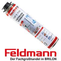 12 x Fischer Pistolenschaum PUP S 750 B2  Bauschaum PU Schaum [03.03.2020] Neu
