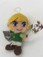 Legend Of Zelda Four Swords 2007 FW Plush RARE