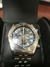 Breitling Chronomat Evolution a13356 Hot Watch! Next Day Shipping