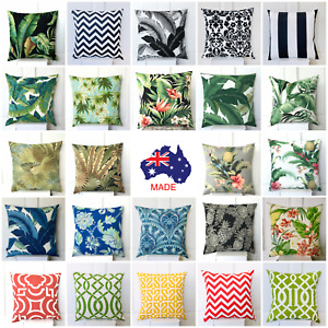 Australian Made Outdoor Top Quality Designers Sun resistant Cushion Cover