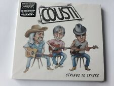 Cousti - Strings to Tracks (2011) CD LIKE NEW