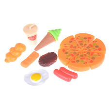 1Set Funny Kid Children Pizza Ice Cream Food Kitchens Pretend Role Play Toy Gift