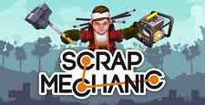 Scrap Mechanic Steam Game (PC) - Europe Only  -