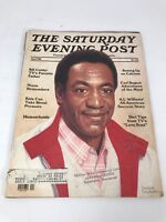 Bill Cosby Feature Saturday Evening Post April 1986