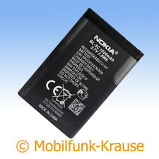 Original Akku f. Nokia Asha 202 1020mAh Li-Ionen (BL-5C)
