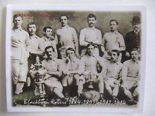 Blackburn Rovers-ROCKWELL cartes (classique les équipes de Football avant la première guerre mondiale)