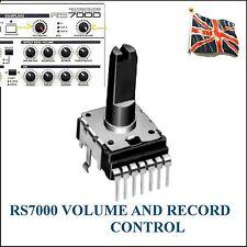 YAMAHA ORIGINAL RS7000 RS-7000 VOLUME / RECORD Potentiometer UK STOCK