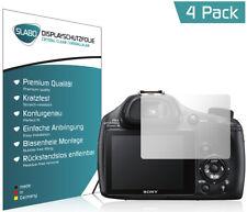 "Slabo Displayschutzfolie für Sony DSC-HX400V (4er Set) KLAR ""Crystal Clear"""