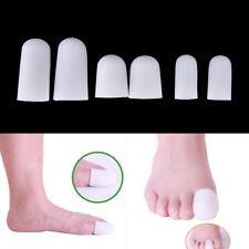 2x gel tube bandage orteil protège pieds pied soulagement de la douleur hq
