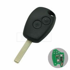 Entry Remote Key Fob 2 Button 433MHz PCF7946 fit for RENAULT Clio Kangoo Modus