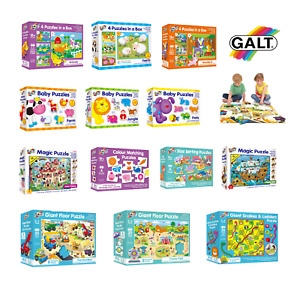 Galt Toys Children Jigsaw Puzzle Gaint Floor,Baby,Learning - FAST&FREE DELIVERY