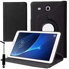 "Etui Housse Rotatif 360° NOIR Rotation Samsung Galaxy Tab A6 7.0"" SM-T280NZKAXEF"