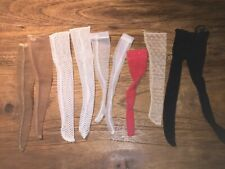 vintage Barbie Skipper Francie lot of stockings ,some mint pairs