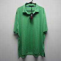 RLX ralph lauren golf polo shirt size XXL green uv protection