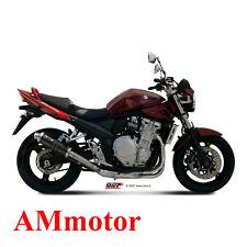 Mivv Suzuki Gsf 650 Bandit 2014 14 Exhaust Gp Black Motorcycle
