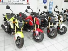 Honda Motorcycles & Scooters MSX 2017 MOT Expiration Date