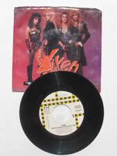 VIXEN NM 45 rpm Edge of a Broken Heart / Cruisin w/ picture sleeve