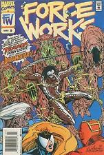 FORCE WORKS   # 9 - COMIC  -1995 -   9