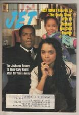 Jet Magazine    9/25/89    Lisa Bonet,  Bill Cosby,  The Jacksons    With  Label