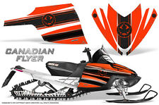 ARCTIC CAT M CROSSFIRE SNOWMOBILE SLED GRAPHICS KIT WRAP CREATORX CANFLYER BR