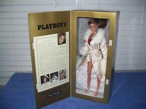 "Playboy Playmate of The Year 1998 Karen McDougal 16"" Fashion Doll w/ COA & Box"