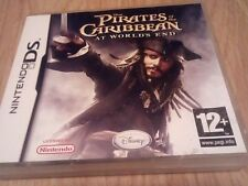 Pirates of the Caribbean at World's End (Nintendo DS, 2007) EU Version
