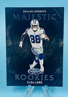 CeeDee Lamb 2020 Panini Certified Football MAJESTIC CASE HIT Rookie Cowboys SSP