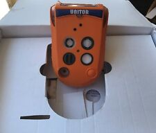 Crowcon Gas Pro Detector UNITOR portable New In Box + Charger4 Gas Ch4-Serv **