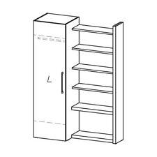 raumteiler 151 200 cm breite g nstig kaufen ebay. Black Bedroom Furniture Sets. Home Design Ideas