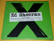 x [Deluxe] by Ed Sheeran (CD, Jun-2014, Atlantic (Label)) NEW SEALED!!!!