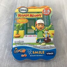 Vtech VSmile Disney Handy Manny Smartidge