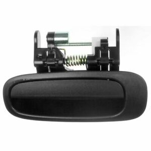 Rear Outer Outside Exterior Door Handle Driver Side Left LH for 98-02 Corolla