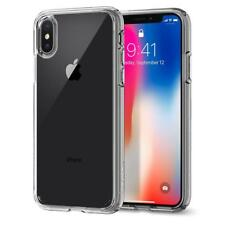 Spigen iPhone X Ultra Hybrid Case Crystal Clear Drop-tested Military Grade E