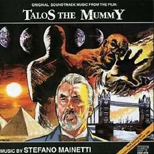 TALOS THE MUMMY - COMPLETE SCORE - LIMITED EDITION - STEFANO MAINETTI