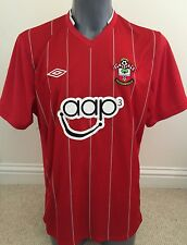 Authentic Southampton 2012-13 Men's XL Home Football Shirt EXC COND