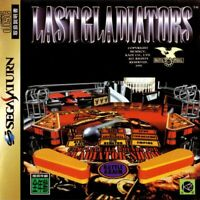 SEGA Saturn Spiel - Digital Pinball: Last Gladiators JAP nur CD