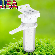 """10"""" Standard Whole House Filter w/ Bypass Valve Clear Housing Fittings RO System"""