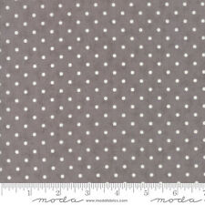 MODA Fabric ~ POETRY ~ by 3 Sister's (44137 12) Charcoal - by the 1/2 yd