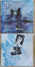 NEGAZIONE LITTLE DREAMER VINYL LP 1988. LO SPIRITO CONTINUA RAW POWER INDIGESTI