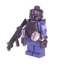 British SAS Attacker Thatcher Custom Rainbow Six Minifig made with real LEGO®