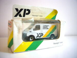 Matchbox Superfast: Ford Transit XP van, excellent in original box, made China